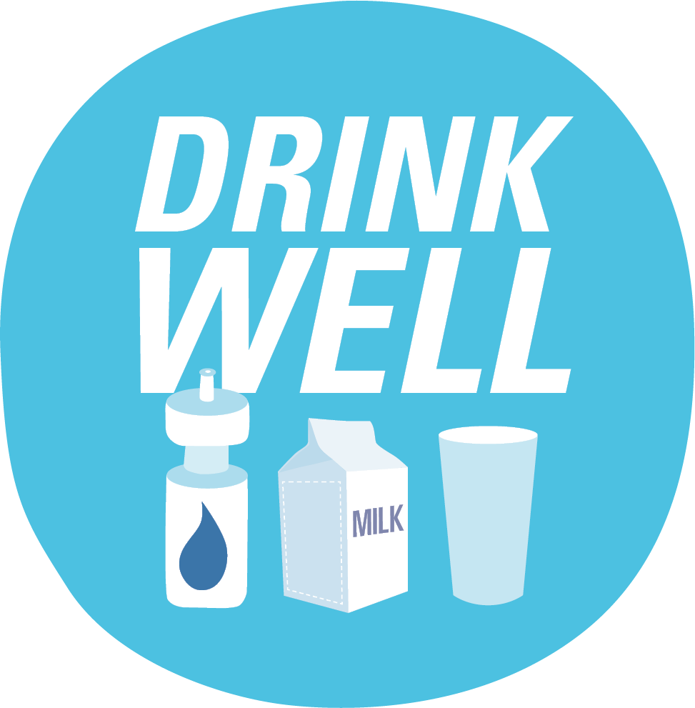 Water boy says Drink Well