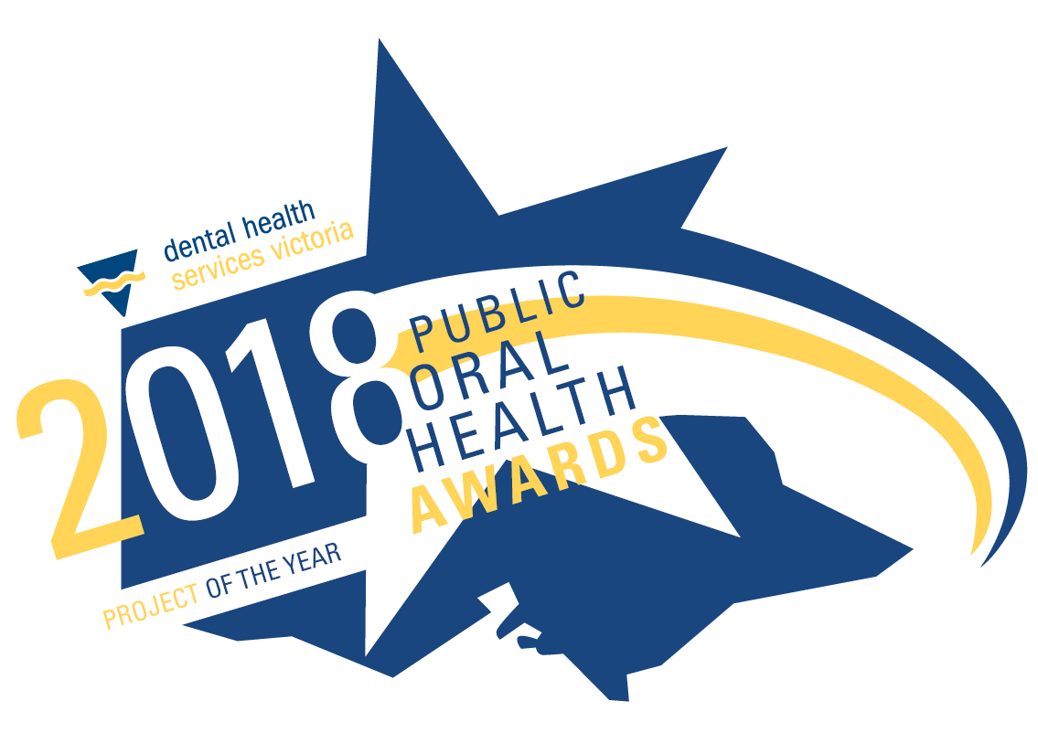 Public Oral Health Awards Logo 20185 project of the year