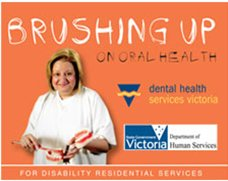 Oral health in disability residential services - videos
