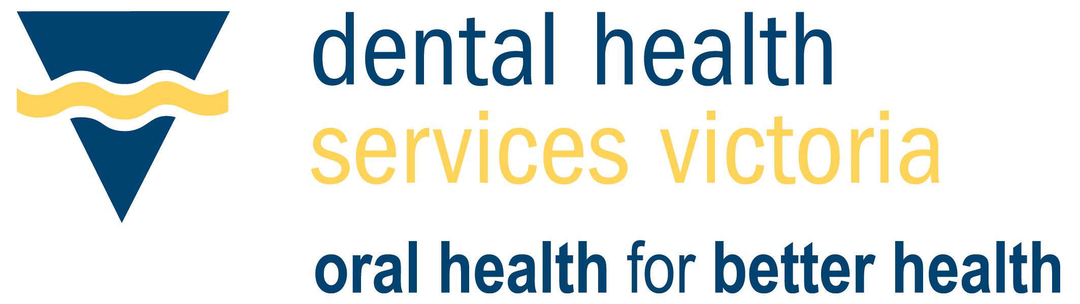 DHSV logo - Oral Health for Better Health