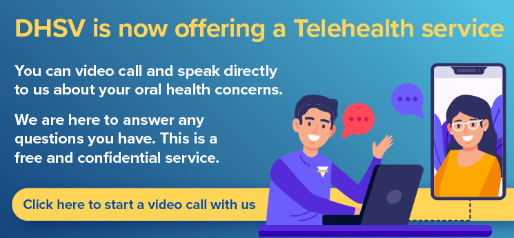 DHSV now offers Telehealth