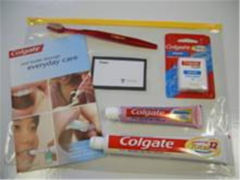 SRS oral health kit