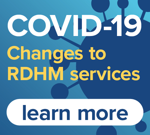 COVID RDHM Information
