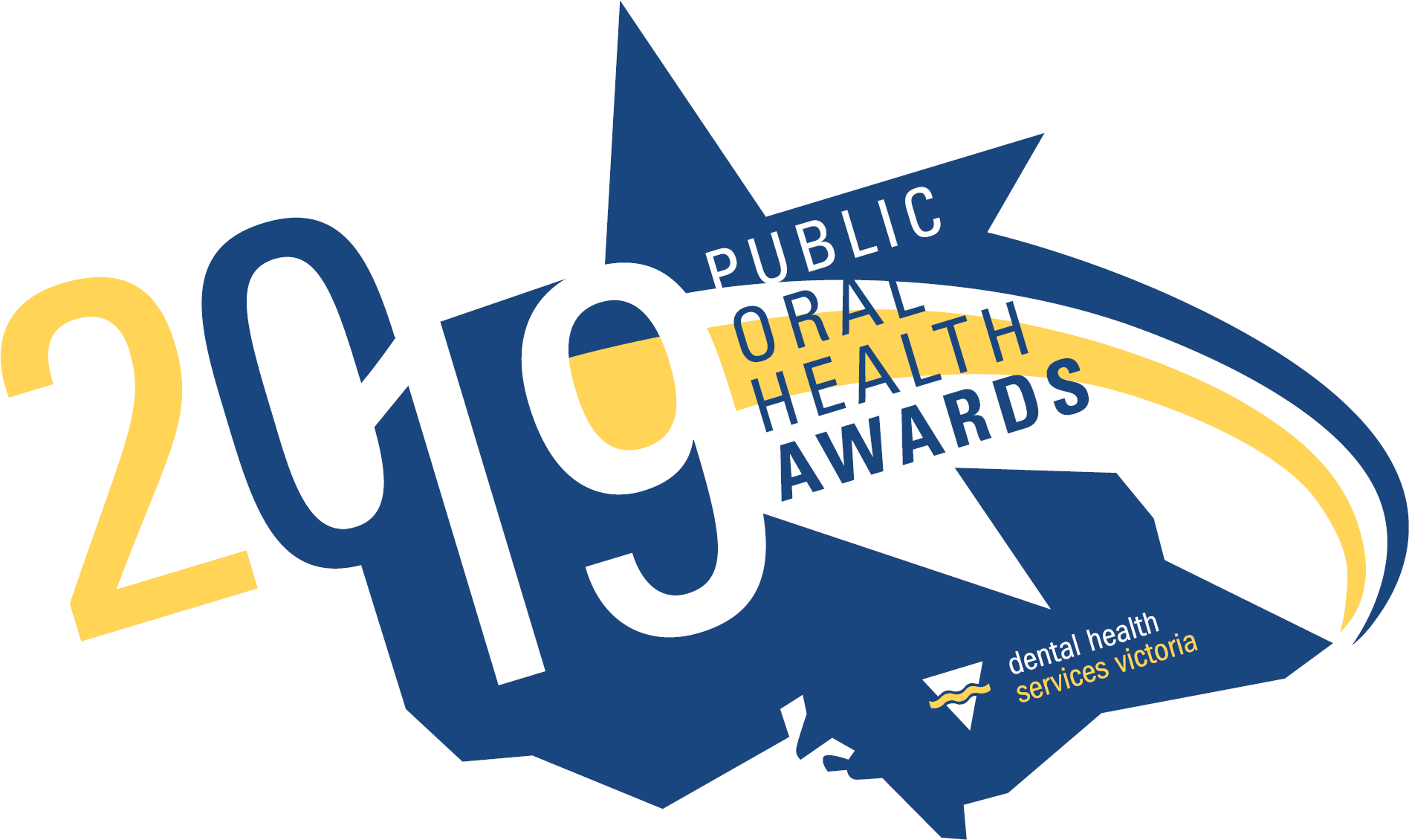 Public Oral Health Awards Logo 2018
