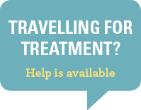 travelling for treatment? help is available