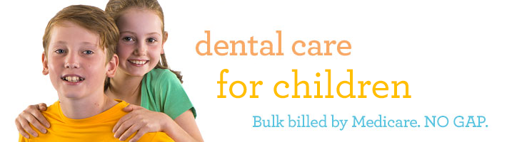 Child dental benefits scheme banner