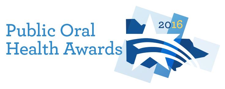 DHSV Public Oral Health Awards 2016