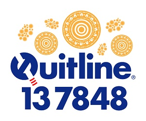 Refer your clients to Quitline