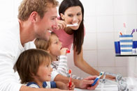 Oral health for all the family